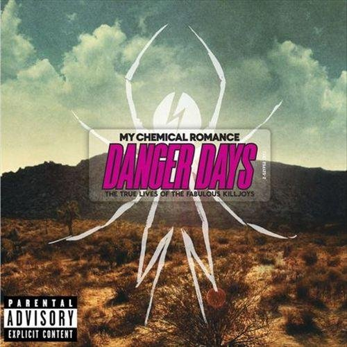 Album Art for Danger Days: The True Lives Of The Fabulous Killjoys by My Chemical Romance