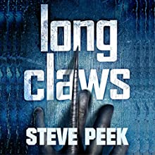 Long Claws Audiobook by Steve Peek Narrated by Joseph B. Kearns