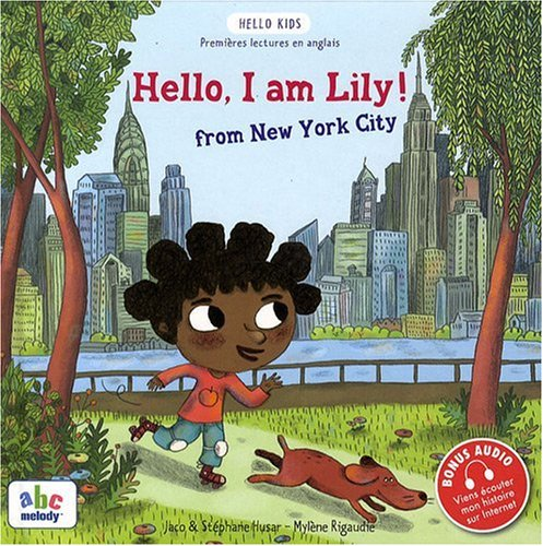 Hello, i am Lily ! from New York city