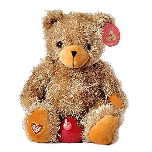Tan Bear Heartbeat Bear Kit