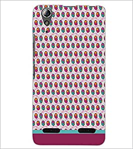 PrintDhaba Owl Pattern D-1651 Back Case Cover for LENOVO A6000 PLUS (Multi-Coloured)