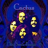 Cactus Ultra Sonic Boogie 1971 [VINYL]