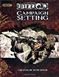 Eberron Campaign Setting (Dungeons & Dragons d20 3.5 Fantasy Roleplaying) (0786932740) by Baker, Keith