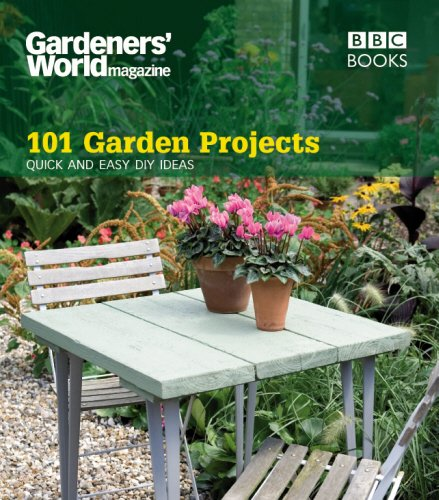Quick And Easy Backyard Ideas : Gardeners World 101 Garden Projects Quick and Easy DIY Ideas
