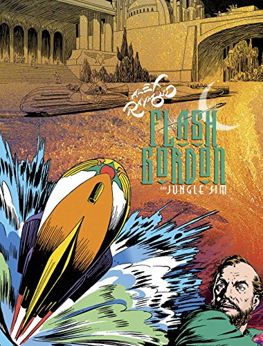 Definitive Flash Gordon and Jungle Jim Volume 4