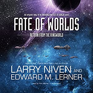 Fate of Worlds Audiobook