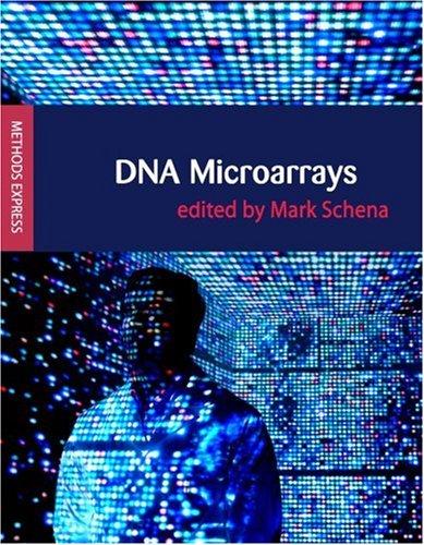 Dna Microarrays: Methods Express