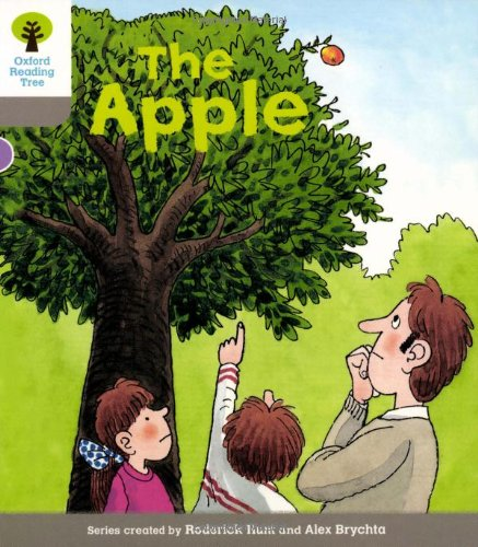 The Apple. Roderick Hunt, Thelma Page (Ort Wordless Stories)