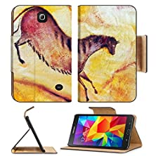 buy Samsung Galaxy Tab 4 7.0 Inch Flip Pu Leather Wallet Case Hand Drawing Oil Painting Like Cave Painting ¨¢ La Altamirai Created This Painting I Image 2649425 By Msd Customized Premium