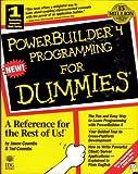Powerbuilder 4 Programming for Dummies