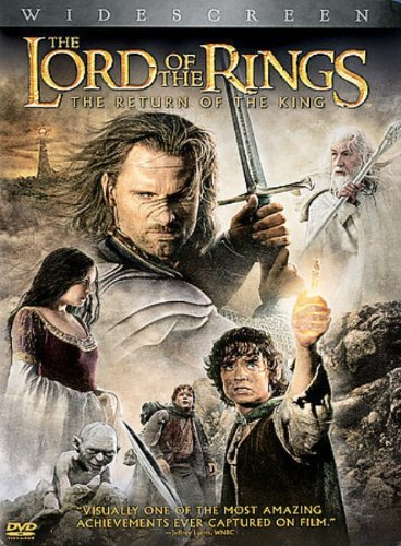 The Lord of the Rings: The Return of the King (Widescreen, 2PC) - DVD