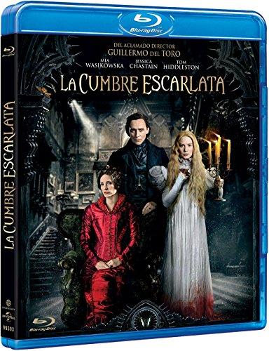 La Cumbre Escarlata [Blu-ray]