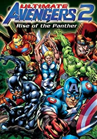 Ultimate Avengers 2: Rise of the Panther Online Completa Español Latino