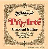 【 並行輸入品 】 Musical Instrument D'Addario (ダダリオ) EJ45 Pro-Arte ナイロン クラシックギター 弦, Normal Tension Music Tool