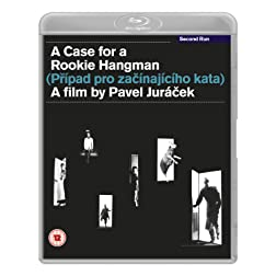 A Case for a Rookie Hangman [Blu-ray]