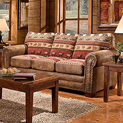 Outdoor Leisure Products Sierra Lodge Sofa