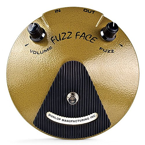 Dunlop DL E EJ F 1 Eric Johnson Fuzz Face