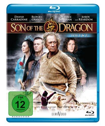Son of the Dragon - Teil 1&2 [Blu-ray]