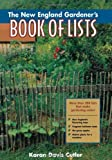 img - for The New England Gardener's Book of Lists book / textbook / text book
