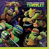 Teenage Mutant Ninja Turtles Luncheon Napkins, 16 Count