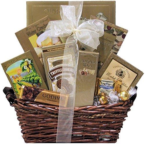 GreatArrivals Gift Baskets Holiday Elegance: Gourmet Premium Christmas Gift Basket, 1.81 Kg