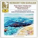 Tchaikovsky: Piano Concerto No.1 In B Flat Minor, Op. 23 ; Violin Concerto in D Major, Op. 35