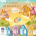 A Necklace of Raindrops Audiobook by Joan Aiken Narrated by Lizza Aiken