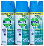 Dettol Disinfectant Spray Spring Waterfall (Pack of 3)