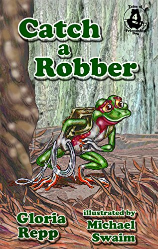 Catch A Robber by Gloria Repp ebook deal
