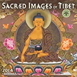Sacred Images of Tibet 2014 Wall Calendar