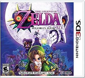 Legend of Zelda: Majora's Mask by AmazonGlobal Dummy Vendor