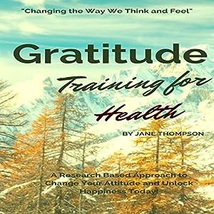 Gratitude Training for Health Audiobook