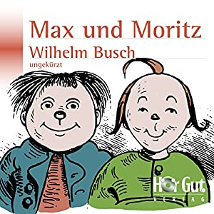 Max und Moritz Hörbuch