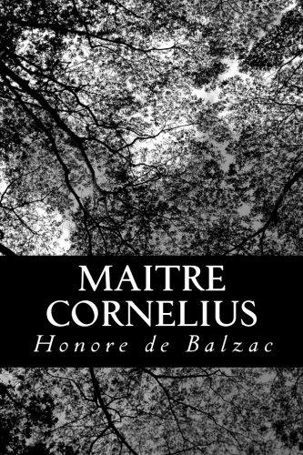 Maitre Cornelius