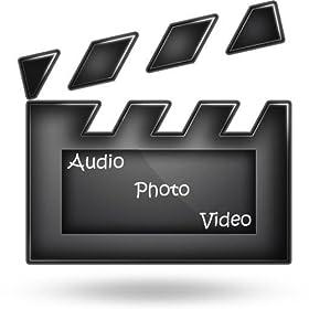 Audio, Photo, Video to E-Mail LITE