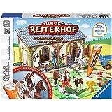 Ravensburger Spieleverlag 00707 - Tiptoi: Tier-Set Reiterhof von Ravensburger Spieleverlag GmbH