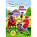 July Jitters: Calendar Mysteries, Book 7 Audiobook by Ron Roy Narrated by Jim Meskimen