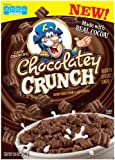 CapN Crunch, Chocolatey Crunch, Small Box, 14-Ounce (Pack of 14)