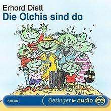 Die Olchis sind da Hörspiel von Erhard Dietl Gesprochen von: Rainer Schmitt, Stephanie Kirchberger, Maritna Mank