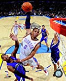 Russell Westbrook - Oklahoma City Thunder 2010-11 Action - NBA 8x10 Photo