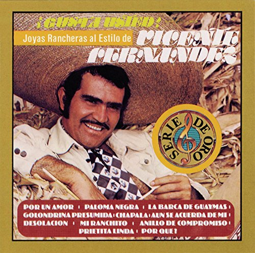 Vicente Fernandez - Mi ranchito Lyrics - Zortam Music