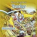 Trucker (Nomen-Trilogie 1) Hörbuch von Terry Pratchett Gesprochen von: Rufus Beck
