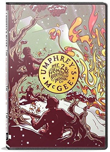 Umphrey's McGee: Live at the Fillmore – NYE Run 12.28.13 (2013) Blu-ray 1080p MPEG-2 DD2.0
