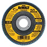 Black & Decker/DWLT DW8311 Type 29 Angle Grinder Flap Disc-4-1/2