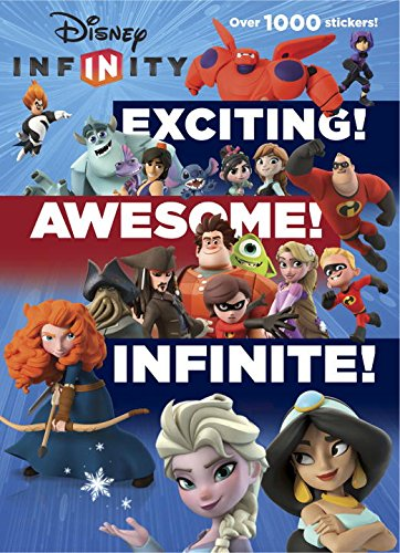 Disney Infinity Stickers