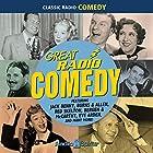 Great Radio Comedy Radio/TV von  Various Gesprochen von: Jack Benny, Lucille Ball, George Burns