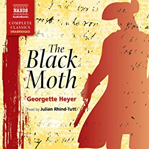 The Black Moth Audiobook