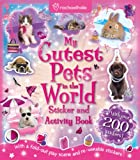 Igloo Books Ltd Giant Rachael Hale Cutest Pets in the World Sticker & Activity Book (Rachael Hale Giant Sticker & Activity Gatefold - Igloo Books Ltd) (Giant S & A Gatefold RH)