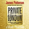 Private London Audiobook by James Patterson Narrated by Rupert Degas