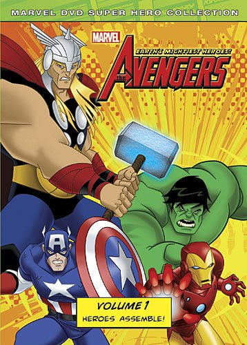 Marvel Heroes Animated